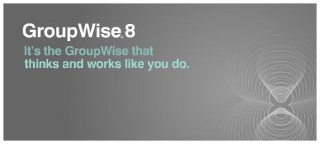 Novell GroupWise 8